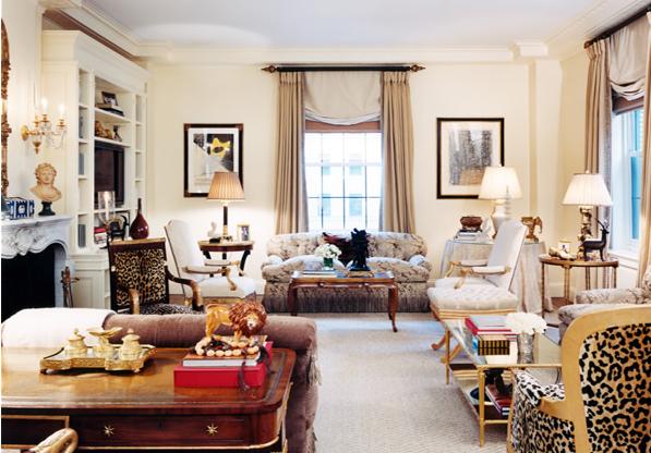 Splendid sass alex papachristidis interior design in for Interior decorator manhattan