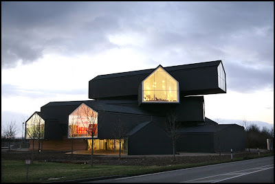 modern vitra design museum another desitnation for someday. Black Bedroom Furniture Sets. Home Design Ideas