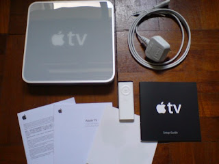 Apple TV - contents