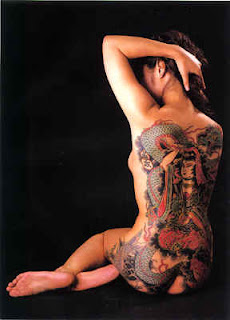 Beauty Japanese Chest Tattoos