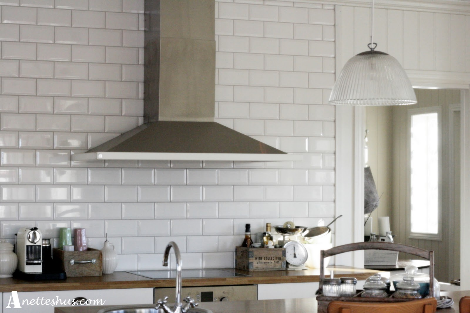 Hei astrid our kitchen subway tiles dailygadgetfo Image collections