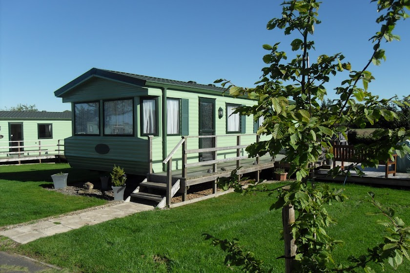 Wigley Orchard and   St Michaels Caravan Parks
