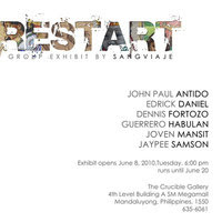 """""""Restart"""" by Sangviaje"""