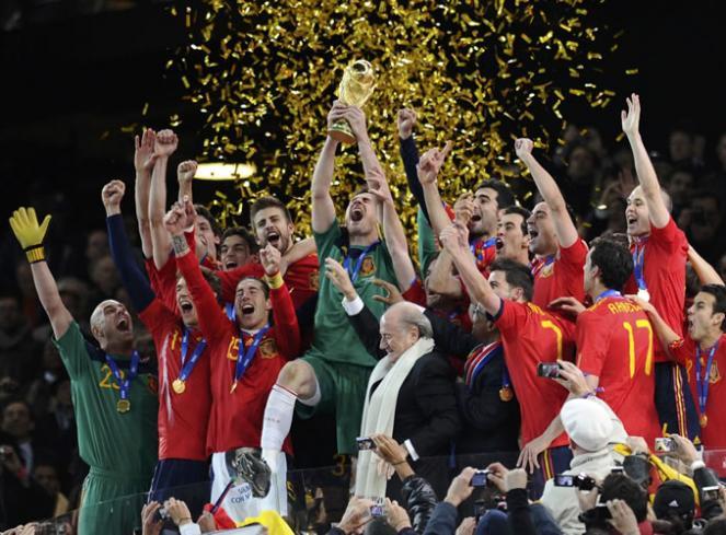 Ranking de seleccionales nacionales de fútbol