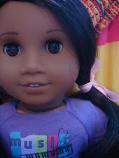 My sister Celeste