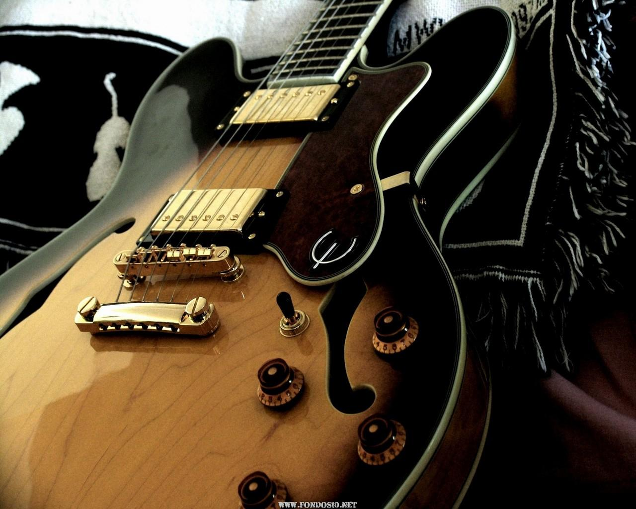 Guitarras y pianos HD