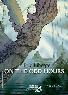 On The Odd Hours By Eric Liberge 2008 Fr 2010 Eng Graphic Novel Louvre Collection Again Just As With First Title From