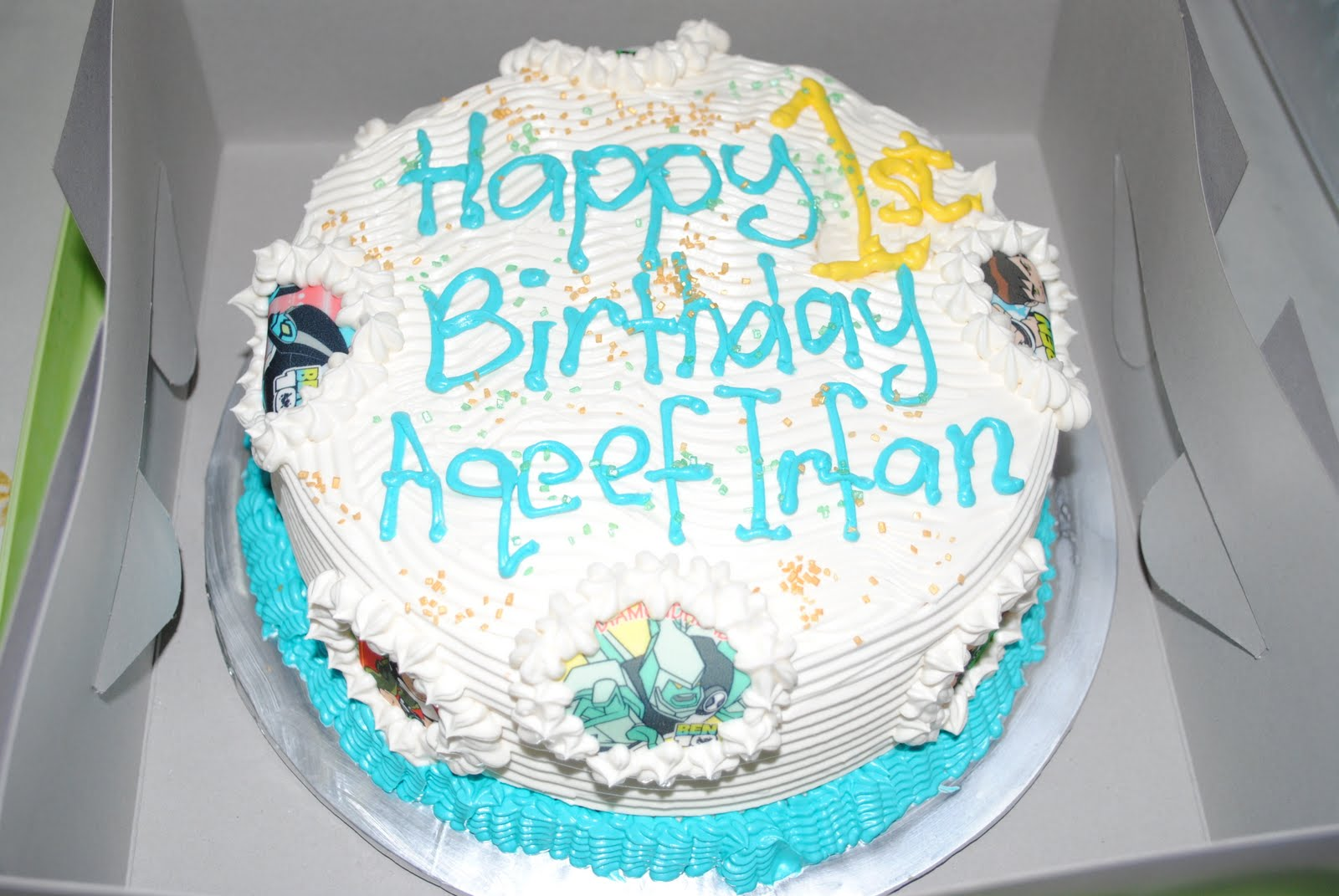 Cake Images With Name Irfan : d hati cakes n cookies