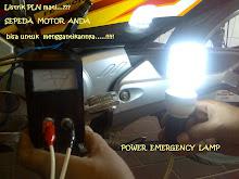 Power Emergency Lamp