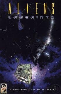 Aliens Laberinto