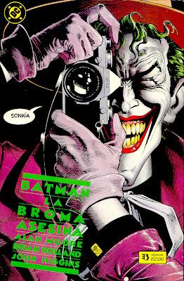 Batman - La Broma Asesina