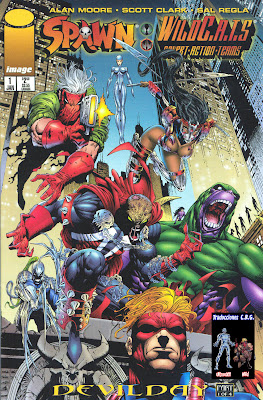 Spawn Vs Wildcats