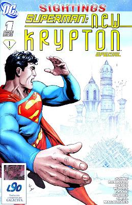 Superman New Kripton