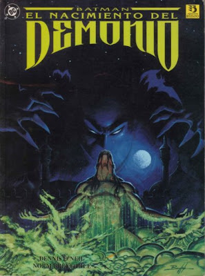 Batman - El nacimiento del Demonio