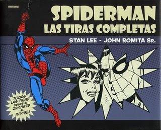 Spiderman - Las Tiras Completas