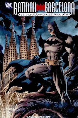 Batman - Barcelona El Caballero del Dragon