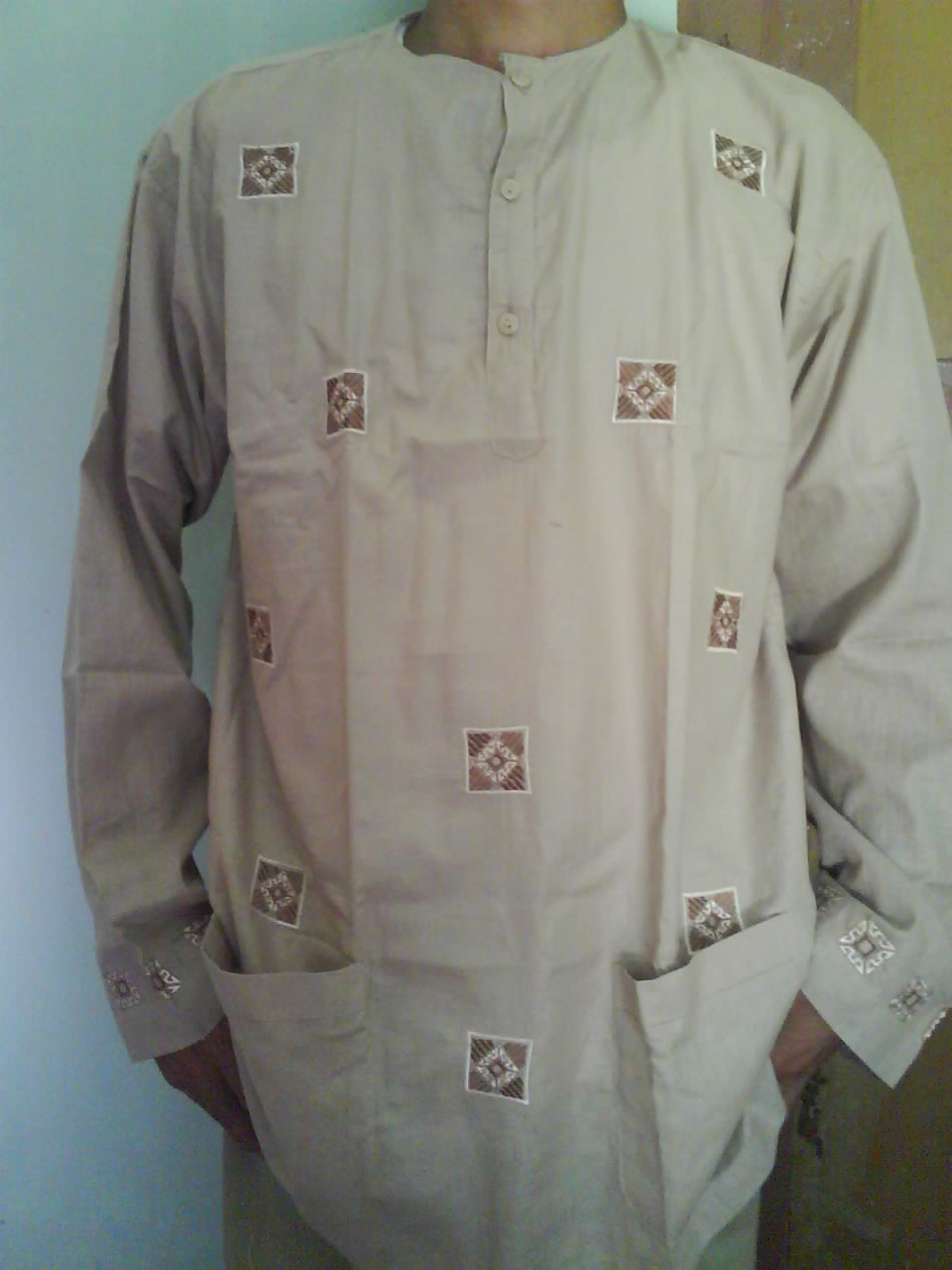 Baju koko rumahmadanicom monggomir online baju koko Baju gamis almia terbaru