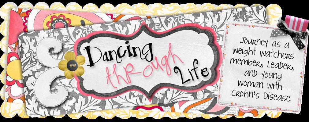 Dancing Through Life Giveaways
