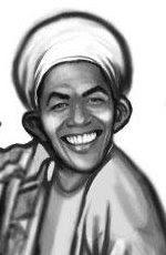 السيد أبوعمامة - أوباما -
