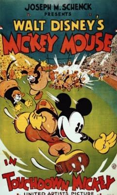 Touchdown Mickey [1932]