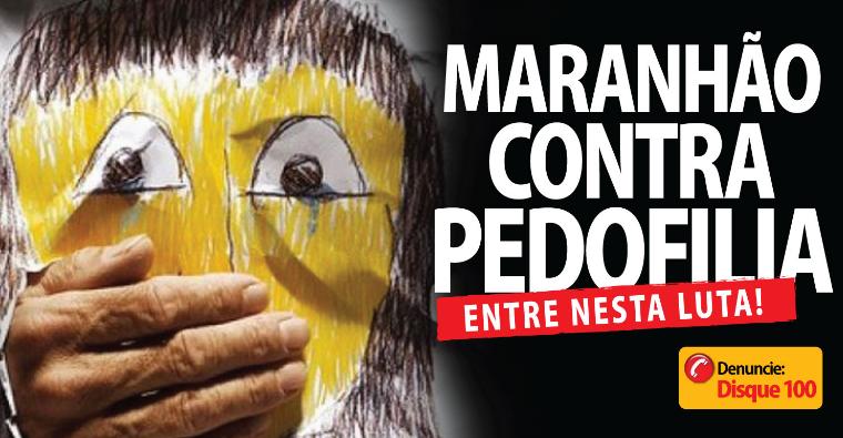 Maranhão Contra Pedofilia