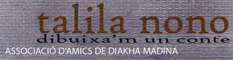 TALILA NONO-DIBUIXA'M UN CONTE