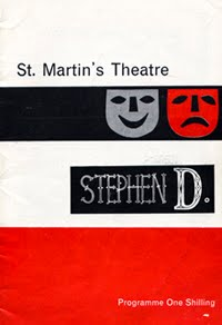 STAGE: STEPHEN D