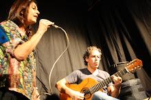 Maria Silvia Altieri e Luiz Henrique Alayon
