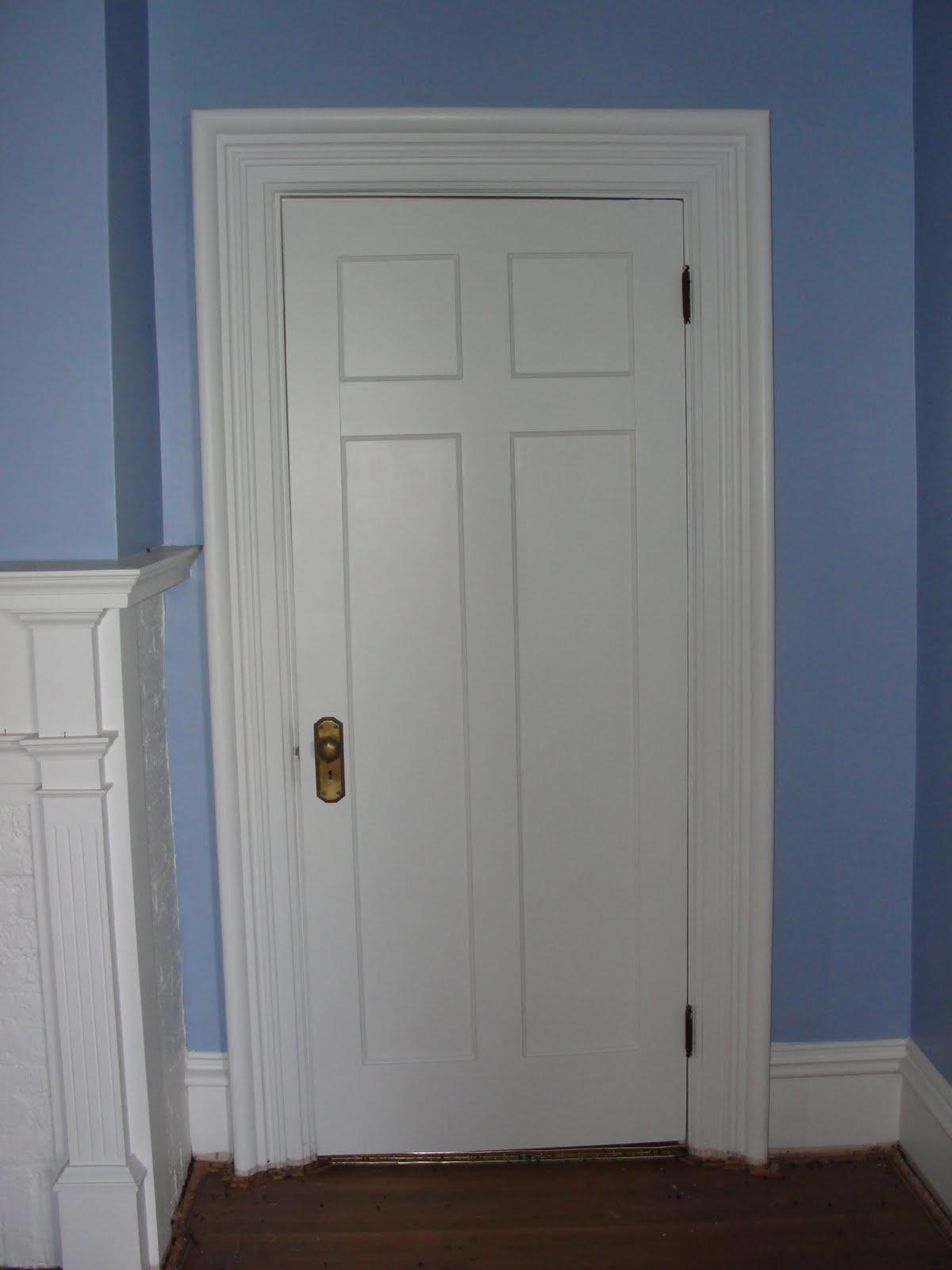 Pocket Door Trim Molding