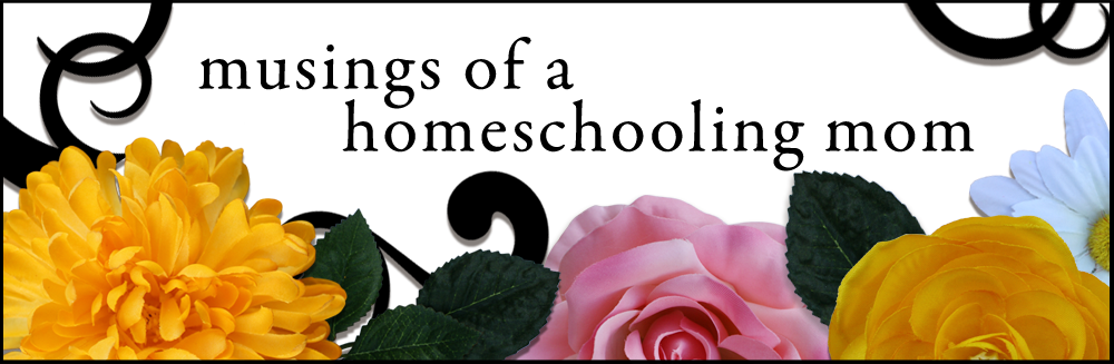 Musings of a Homeschooling Mom