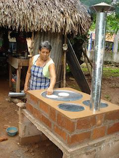 Estufas ahorradoras de le a patsari chacalapa - Como hacer una cocina de lena ...