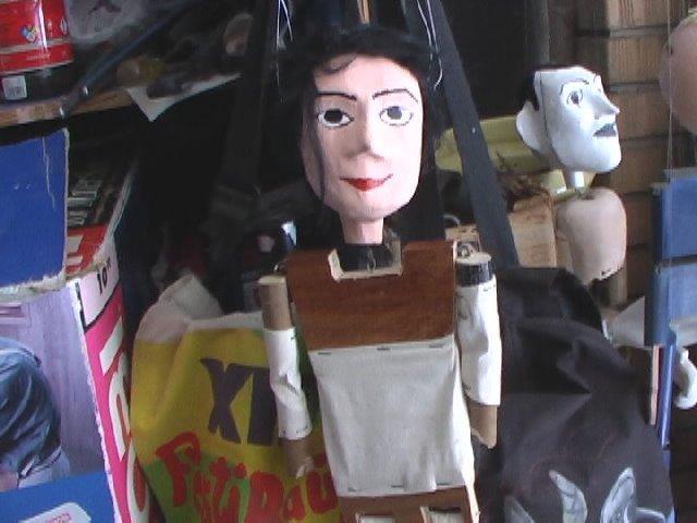 Marioneta armada