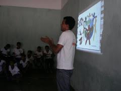Conscientização do Peteca em Igarói