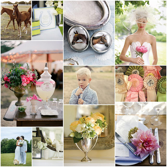 postcards and pretties 84 kentucky derby inspiration board