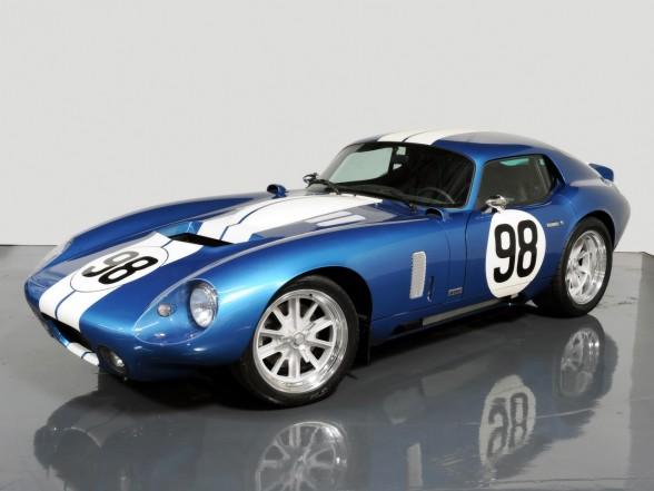 Shelby Cobra Daytona Coupe MKII CSX9000  tomorrow started
