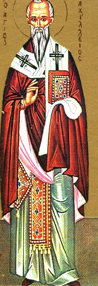 saint achilles  bishop of