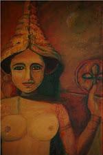 Ishtar-Lilitu by Claudia Vico