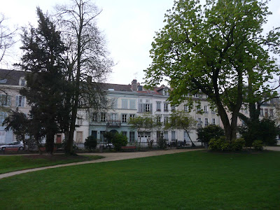 Brienne le ch teau et sa r gion matin jardin du rocher for Avenue jules dujardin 5
