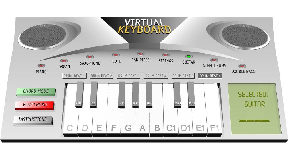Скачать симулятор фортепиано на клавиатуре