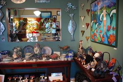 Love Art Gallery Portland Oregon