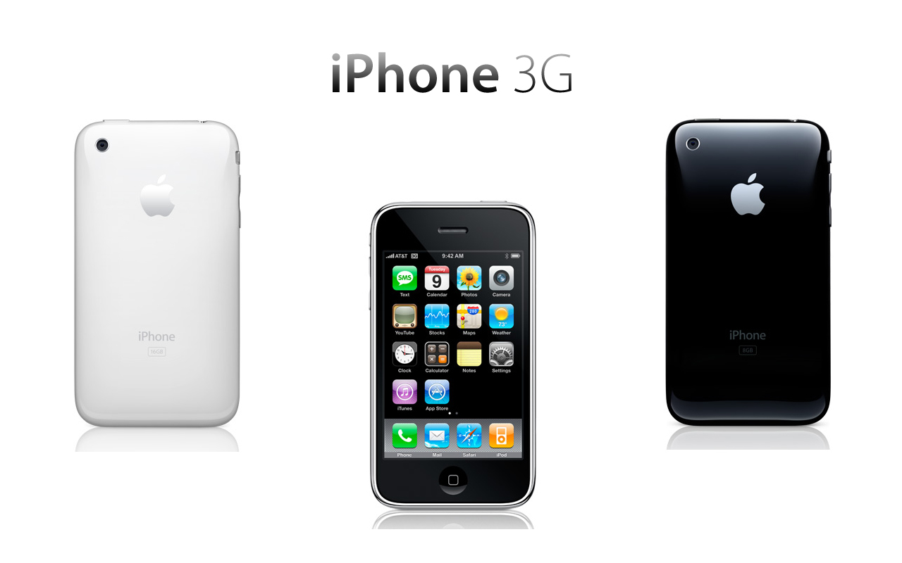 iPhone 3G review: now more