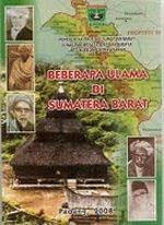 """Buku """"ULAMA SUMATERA BARAT JILID I"""""""