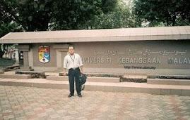 UKM Bangi Selangor, Malaysia