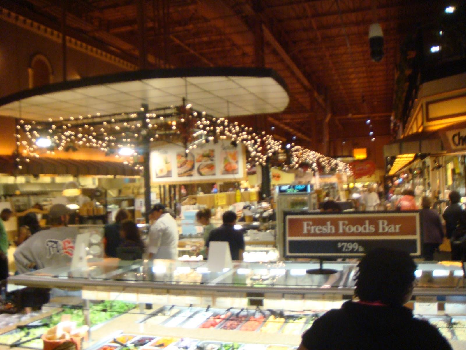 Wegmans Market Cafe Menu