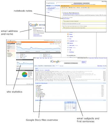 Google XSS Exploit