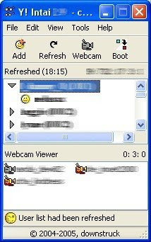 YIntai Yahoo Webcam Viewer Capture According to YIntai official website at ...