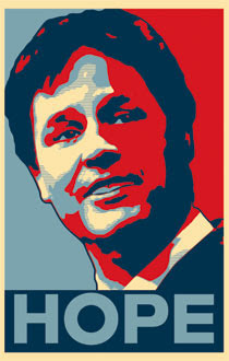 The British Obama - Nick Clegg