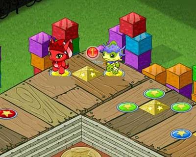 Petpet Park Cyodrake Happenings, Double Park Points for Mini Games