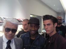 M.E & Karl Lagerfeld