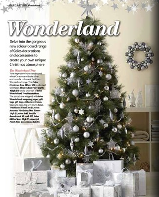Christmas Tree Decorations Myer | Holliday Decorations